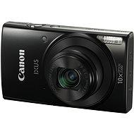 Canon IXUS 182 černý - Digitální fotoaparát
