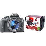 Canon EOS 100D + EF-S 18-55mm IS STM + Canon Starter Kit - Digitális tükörreflexes fényképezőgép