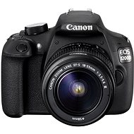 Canon EOS 1200D + EF-S 18-55mm III DC - DSLR Camera