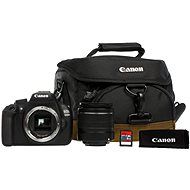 Canon EOS 1200D + EF-S 18 - 55 mm DC III Value Up Kit