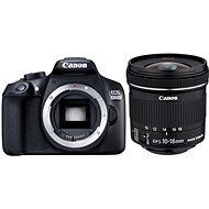 Canon EOS 1300D + 10-18 mm F4.5-5.6 IS STM + EW-73C - Digitale Spiegelreflexkamera
