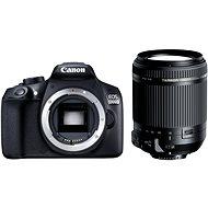 Canon EOS 1300D Body + Tamron 18-200 mm F/3,5-6,3 Di II VC - Digitale Spiegelreflexkamera