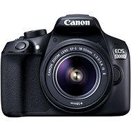 Canon EOS 1300D + EF-S 18-55 mm IS II - Digitale Spiegelreflexkamera