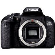 Canon EOS 800D schwarz + 18-200 mm - Digitale Spiegelreflexkamera