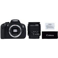 Canon EOS 700D + EF-S 18-55mm IS STM + LP-E8 - Digitális tükörreflexes fényképezőgép