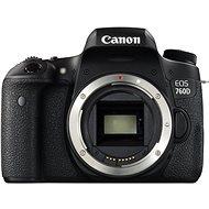 Canon EOS 760D Black Body