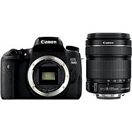 Canon EOS 760D telo Black + Canon 18-135 mm IS STM