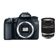 Canon EOS 70D body + objektív 18-200mm IS