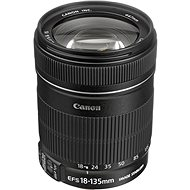 Canon EF-S 18-135mm F3.5 - 5.6 IS Zoom