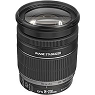 Canon EF-S 18-200mm F3.5 - 5.6 IS Zoom Black