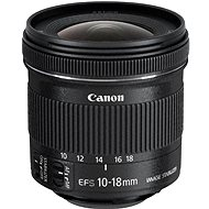 Canon EF-S 10-18 mm F4.5 - 5.6 IS STM