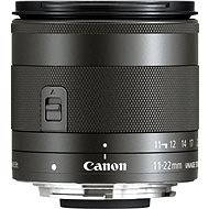Canon EF-M 11-22 mm F4-5.6 IS STM