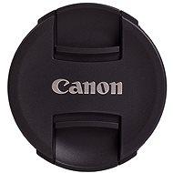 Canon E-77 II - Krytka objektivu