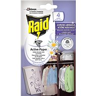 Raid aktivní závěs proti molům