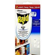 RAID proti potravinovým molům 3 ks