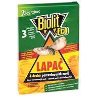 BIOLIT ECO lapač potravinových molů 2 ks