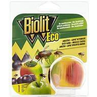 Biolit ECO jablíčko - lapač octomilek 1 ks