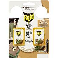RAID proti molům s vůní cedru 2 ks - Odpuzovač hmyzu