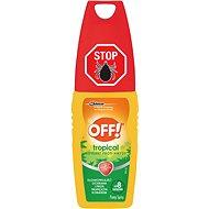 OFF! Tropical rozprašovač 100 ml - Repelent