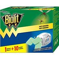 BIOLIT Elektrický odpařovač s suchou náplní 1 + 10 ks - Odpuzovač hmyzu