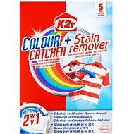 K2R Colour catcher + Stain remover (5 pieces)