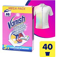 Vanish Color Protect 20 ks - Pracie obrúsky