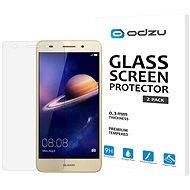 Odzu Glass Screen Protector 2pcs Huawei Y6 II - Ochranné sklo