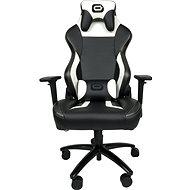 Odzu Chair Grand Prix Premium White - Gaming Chair