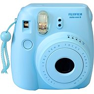 Fujifilm Instax Mini Instant Camera blue 8S