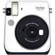Fujifilm Instax Mini 70 White - Digital Camera