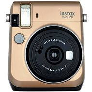 Fujifilm Instax Mini 70 gold - Digital Camera