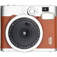 Fujifilm Instax Mini 90 Sofortbildkamera Brown
