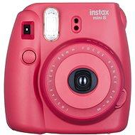 Fujifilm Instax Mini 8 malinový - Světluška Box
