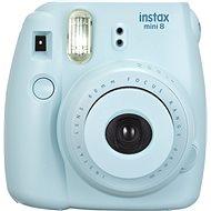 Fujifilm Instax Mini 8 modrý - Svetluška Box - Digitálny fotoaparát