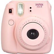 Fujifilm Instax Mini 8 růžový - Světluška Box - Digitální fotoaparát