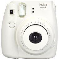 Fujifilm Instax Mini 8 biely - Svetluška Box - Digitálny fotoaparát