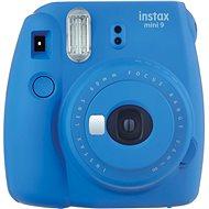 Fujifilm Instax Mini 9 tmavě modrý + film 1x10