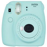 Fujifilm Instax Mini 9 světle modrý - Digitální fotoaparát