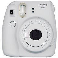 Fujifilm Instax Mini 9 smoky white - Digital Camera