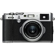 FUJIFILM FinePix X100F stříbrný - Digitální fotoaparát