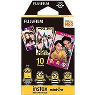Fujifilm Instax mini mimoňi DM3 10ks fotek - Fotopapír