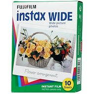 Fujifilm Instax widefilm 10 photos