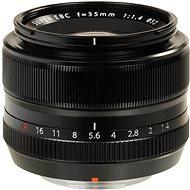 Fujifilm Fujinon XF 35 mm F / 1.4