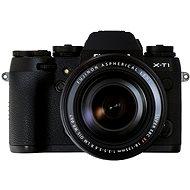 Fujifilm X-T1 Black + Objektiv 18-135mm F3.5-5.6 R LM OIS WR