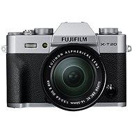 Fujifilm X T20 + XC16-50mm F3.5-5.6 OIS II - Digital Camera