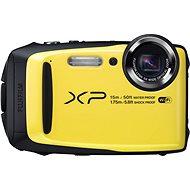 Fujifilm FinePix XP90 žlutý - Digitální fotoaparát