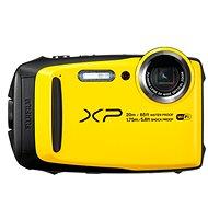 Fujifilm FinePix XP120 žlutý - Digitální fotoaparát