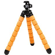 GOPRO Octopus Grip Kleine Deluxe - Orange - Stativ