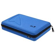 POV protective carrying case - big blue