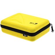 POV protective carrying case - small yellow
